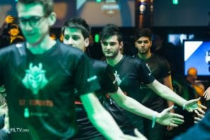 shox, 3rd in line, and Scream, 4th in line, played like the superstars they always were meant to be. Photo courtesy hltv.org.