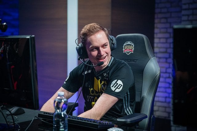 Team Vitality top laner, Cabochard