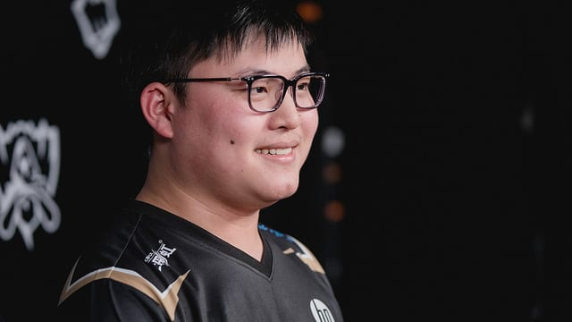 Uzi is the most OP AD carry after week one Worlds