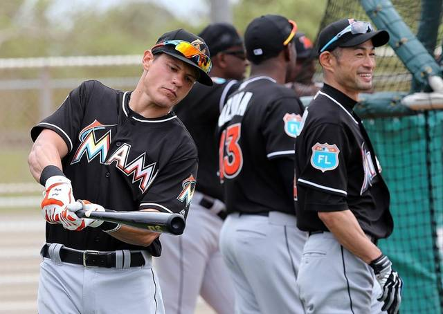 Miami Marlins 2018 Season