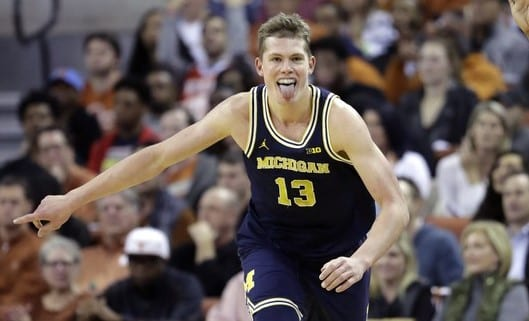 Michigan Wolverines March Madness