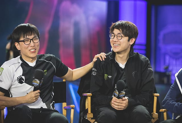 Doublelift thinks Olleh can play anything