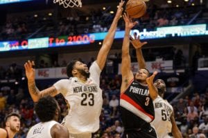 Trail Blazers Pelicans preview