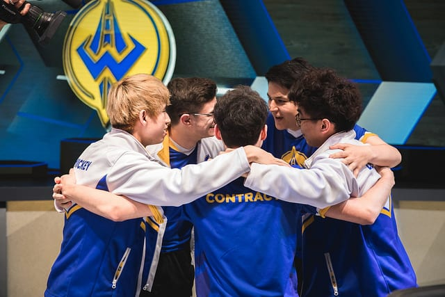 GGS won their week two match-up versus C9
