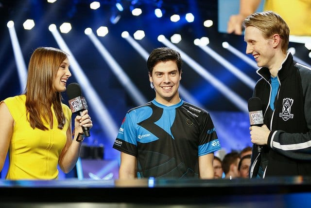 Origen had a great run at Worlds 2015