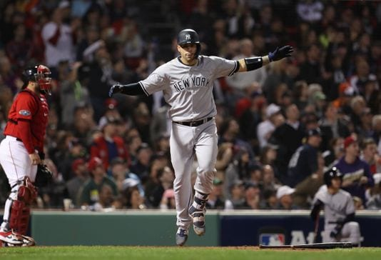ALDS Yankees Red Sox