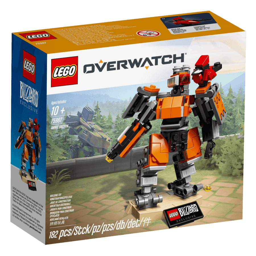 The First Overwatch LEGO Set Revealed