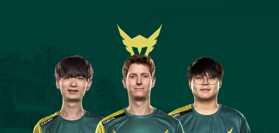 Los Angeles Valiant: Player Profiles- Supports