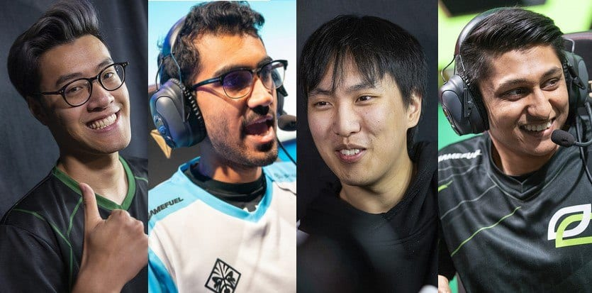 Wildturtle, Darshan, Doublelift, and Dhokla are the fantastic four of week two fo the 2019 LCS Spring Split