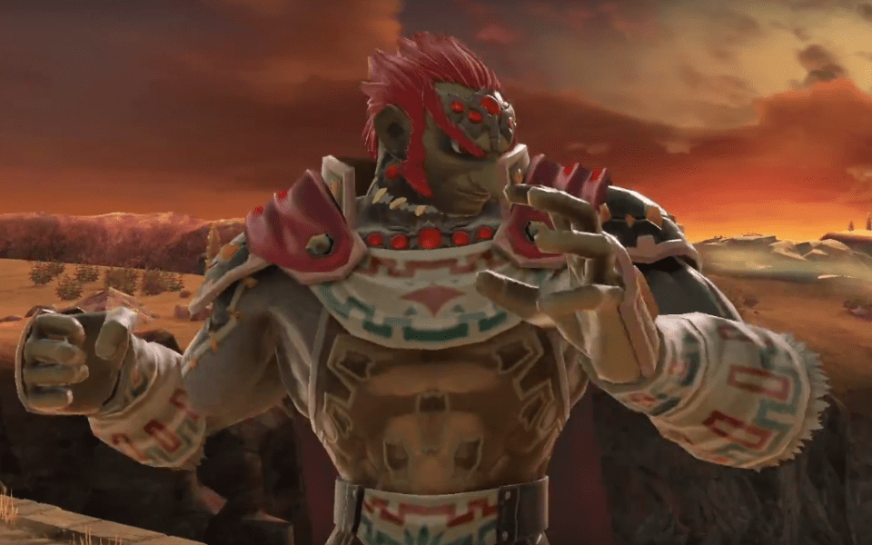 Ganondorf Is The Scariest Character In Super Smash Bros