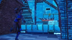 Choosing the last three items in competitive Fortnite
