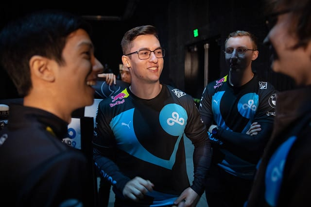 Svenskeren is The Thing for the Fantastic Four of the 2019 LCs Spring Split semifinals