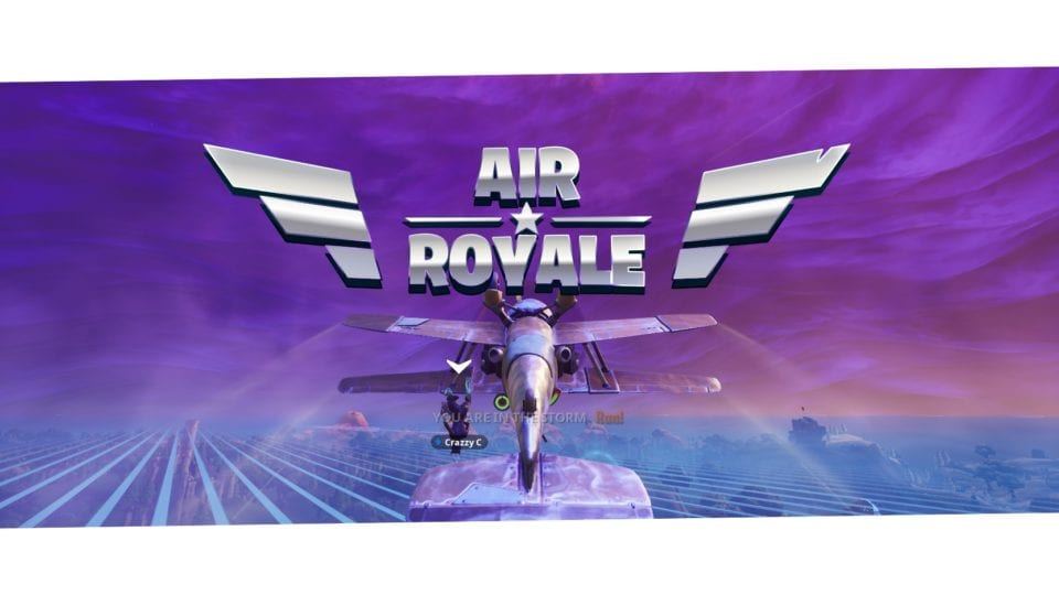 Fortnite: Air Royale Tips and Tricks • The Game Haus