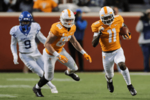 2019 SEC Football Preview: Tennessee Volunteers