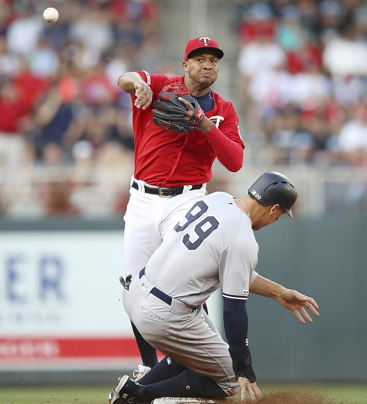 ALDS Preview 2019