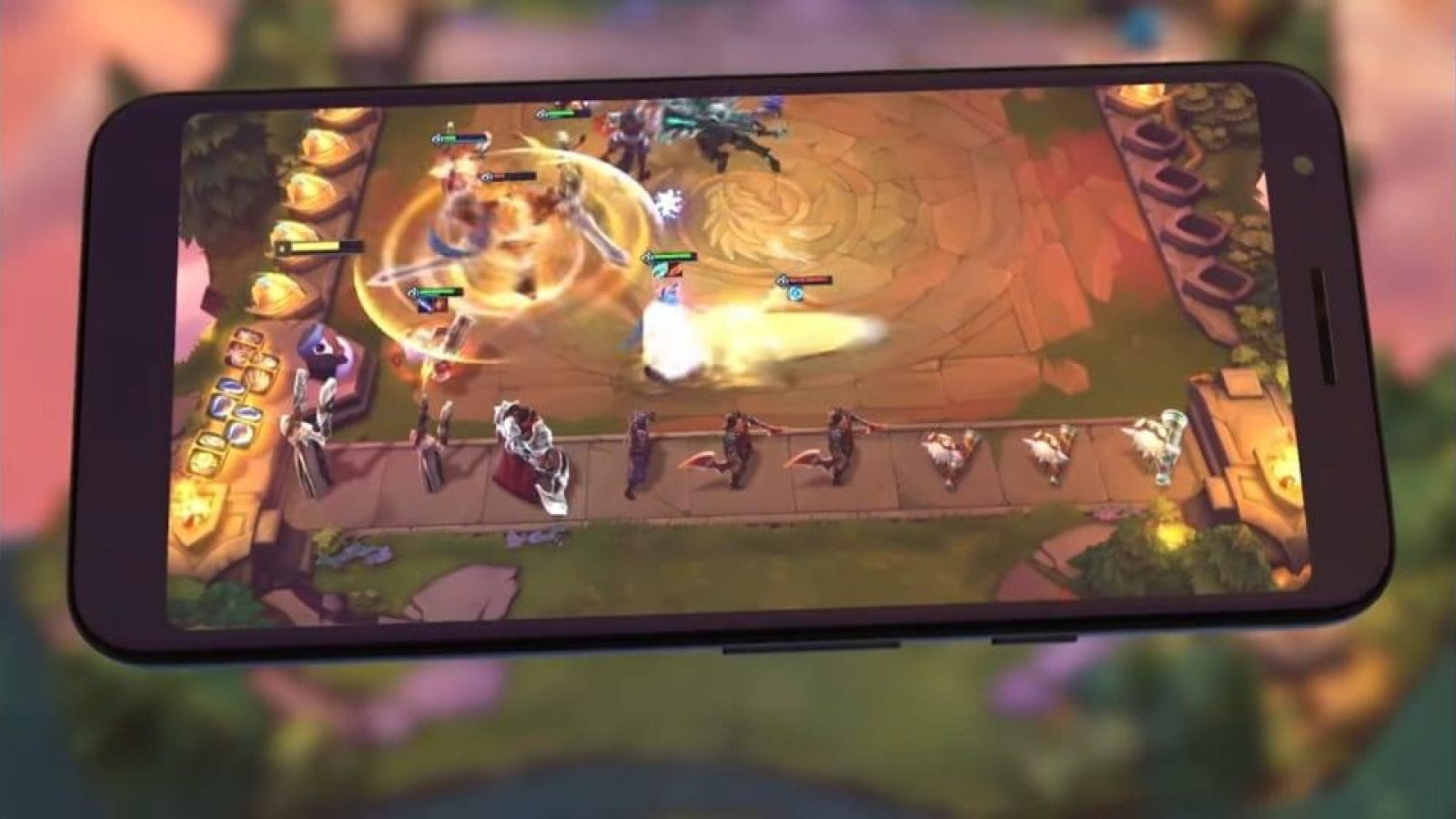 tft mobile release date