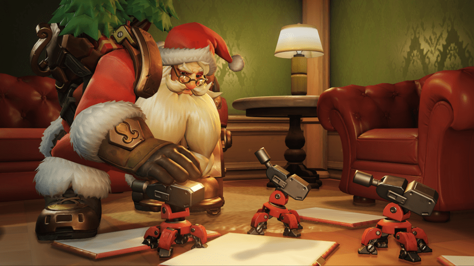 overwatch winter event 2019