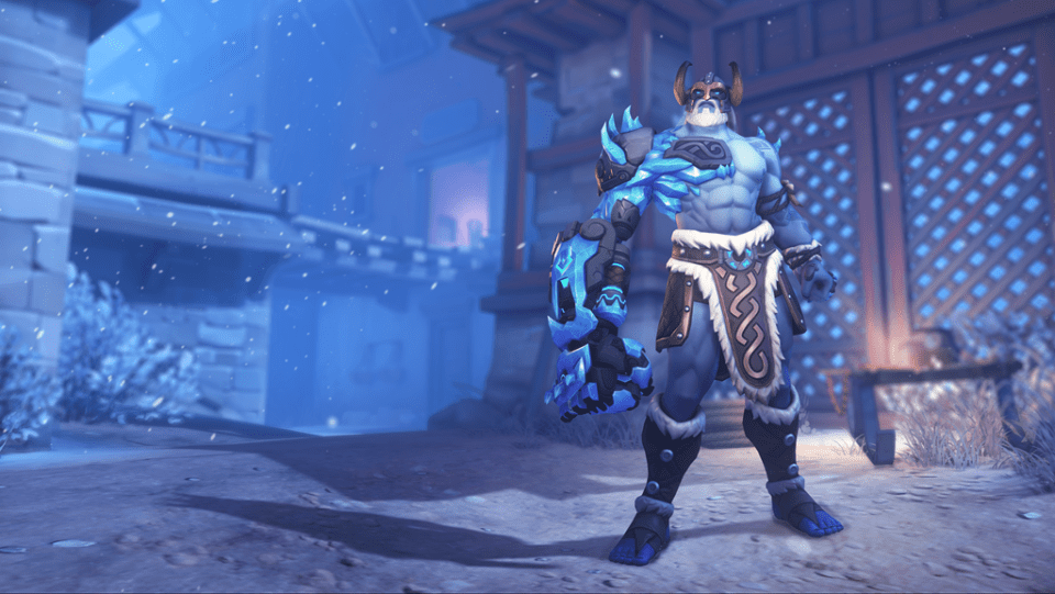 Overwatch 2020 Winter Event.Gallery Of The 2019 Overwatch Winter Wonderland Skins The