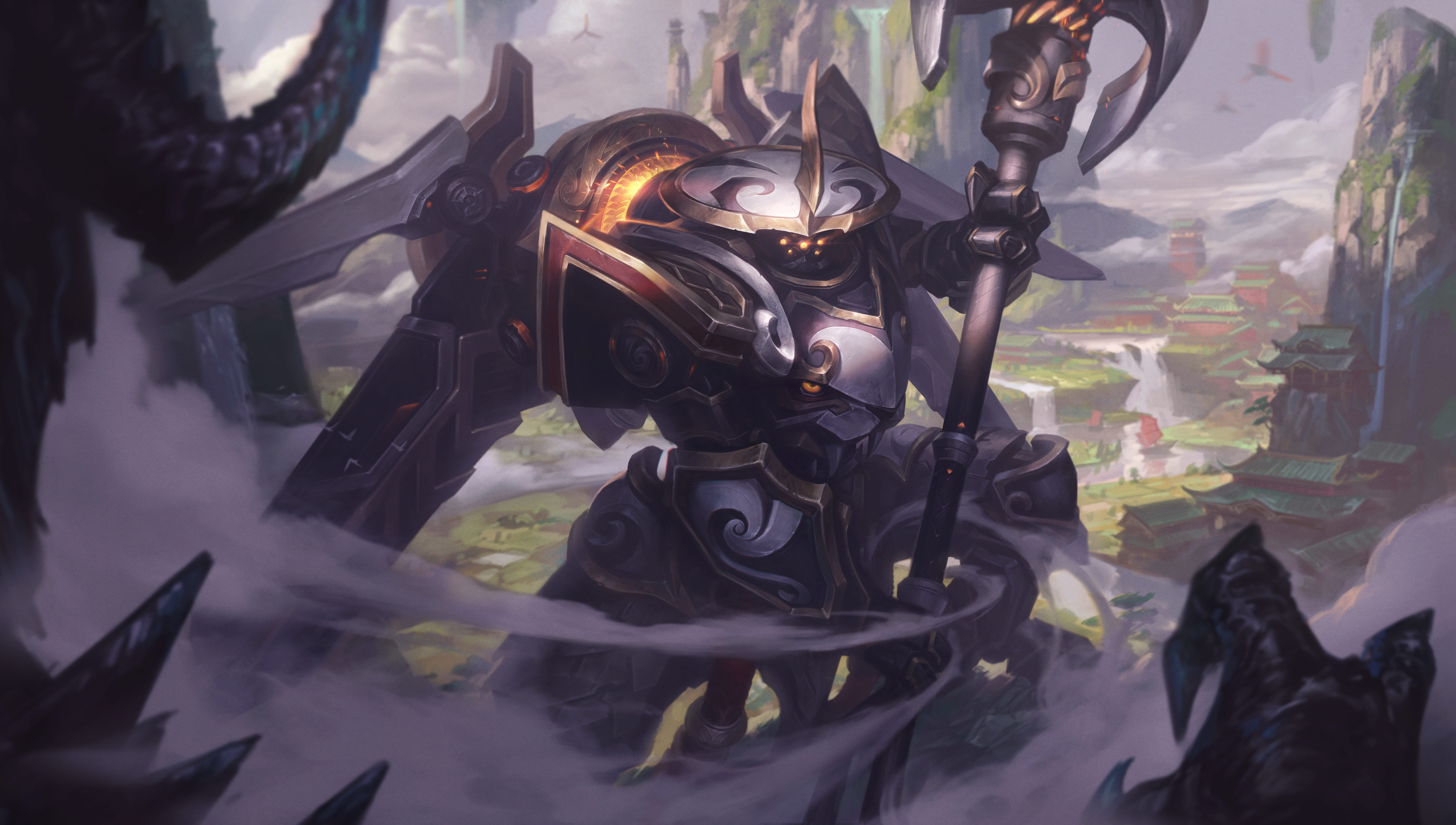 Mecha Kingdom Jax
