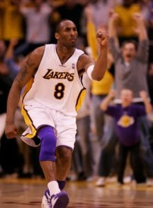 The Legacy-Defining Moments of Kobe Bryant