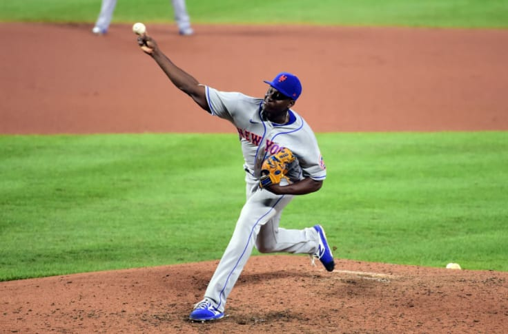 Franklyn Kilome in the Mets Rotation