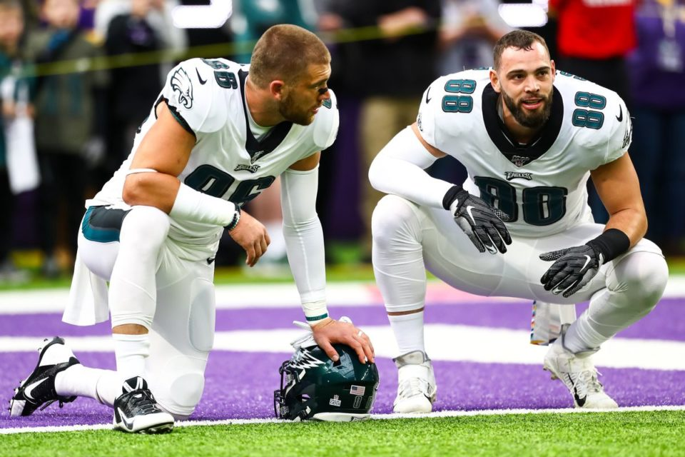 What to do at Tight End for Philadelphia