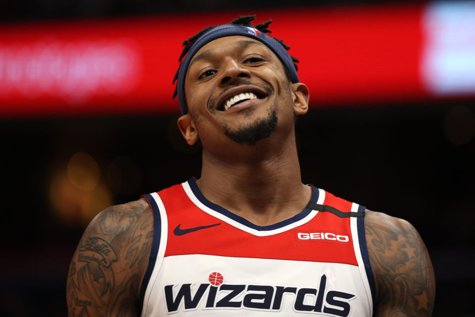 wizards defeat jazz